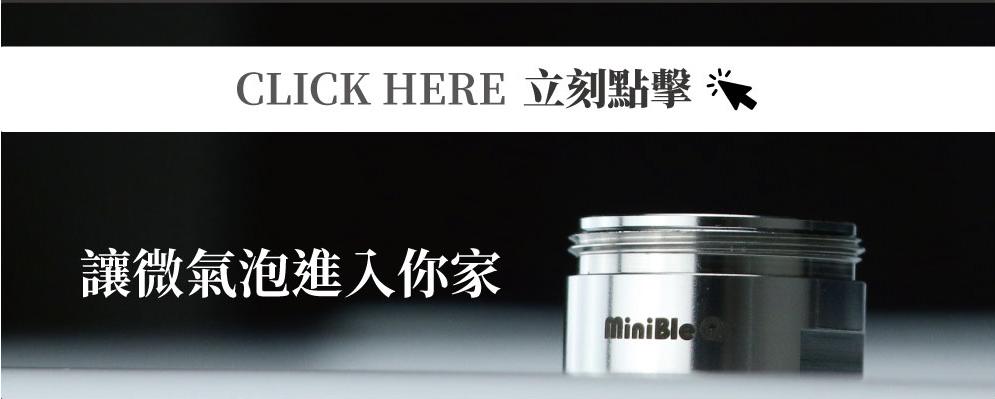 MiniBle 進入你家